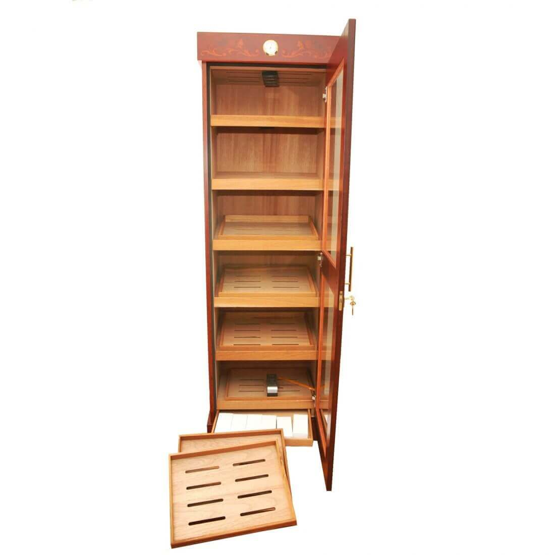 Humidor Cabinet Stores 3000 Cigars Buy Online In Canada