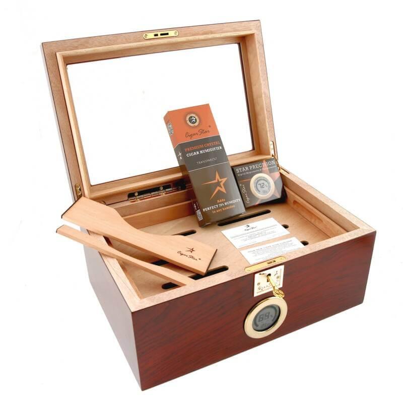 cigar star humidor