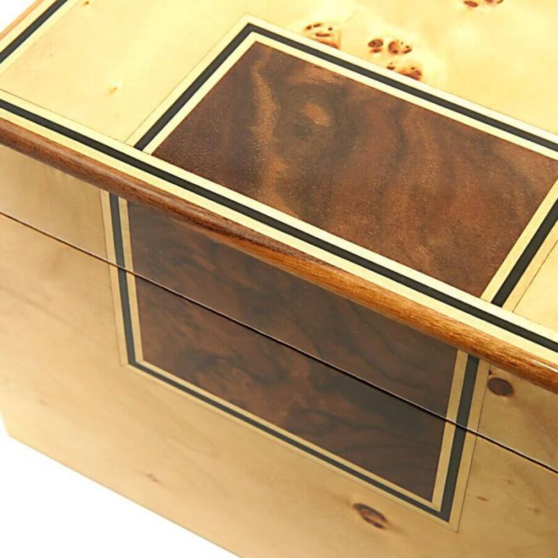Heirloom 150 Cigar Star Limited Edtion Humidor