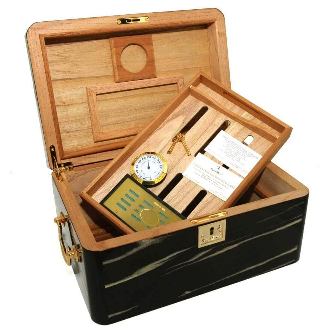Cigar Humidors and Cigar Accessories Buy Online In Canada | Cigar Star