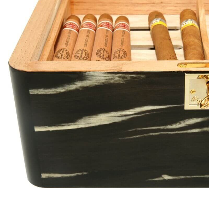 The Charles 150 Cigar Humidor Limited Edition
