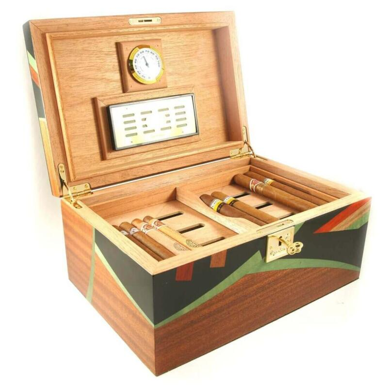 ELITE 120 Cigar Star Limited Edtion Humidor