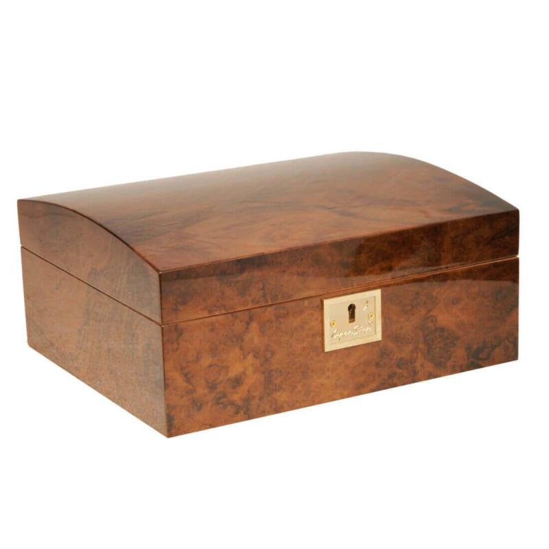 walnut cigar humidor