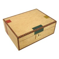 The High Ender Jr. 60 Cigar Humidor