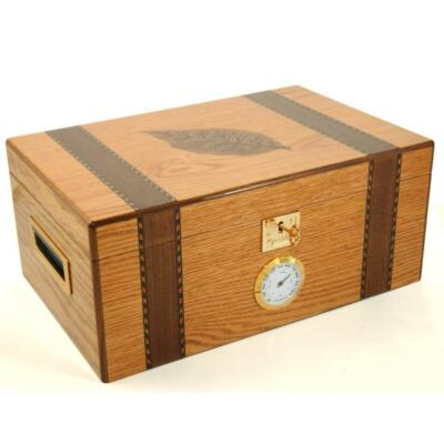 Treasured Memories cigar humidor