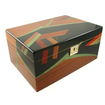 ELITE Limited Edition Humidor hold 120 Cigars