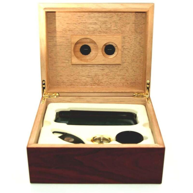 Cigar Star Starter Humidor Case
