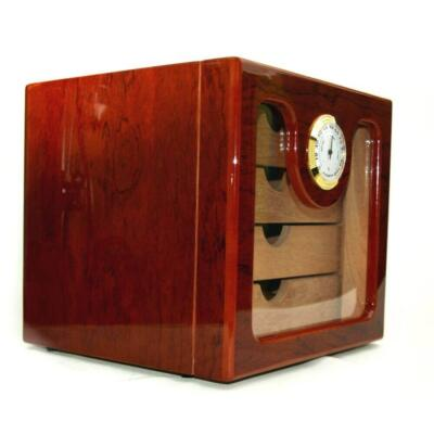 Executive Edge 4 Drawer Unique Humidor - Buy Online in Canada