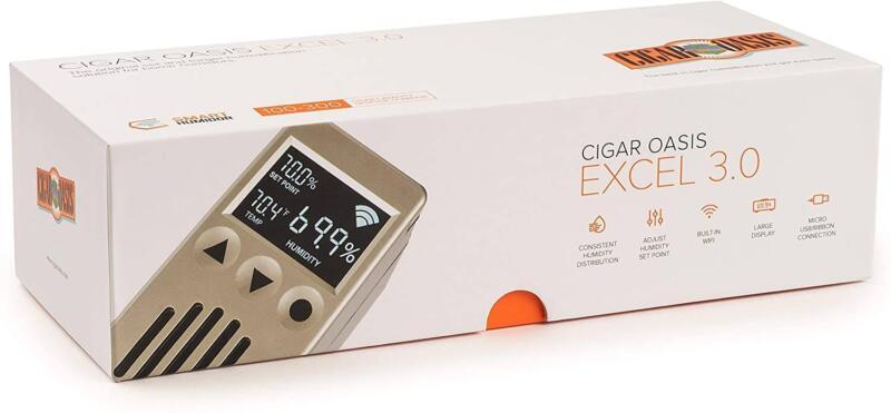 cigar oasis excel 3.0