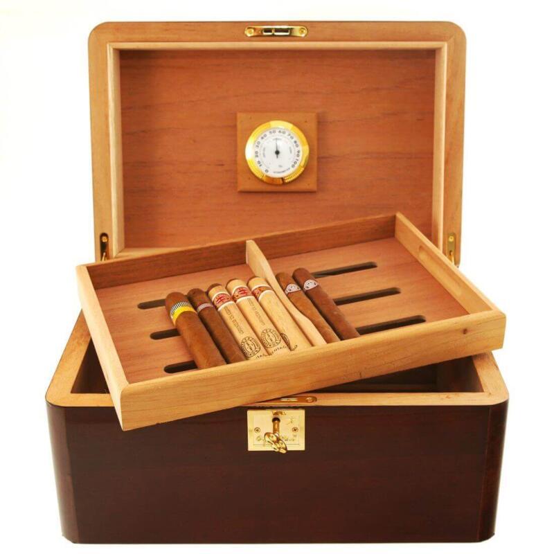 Golfer Cigar Humidor