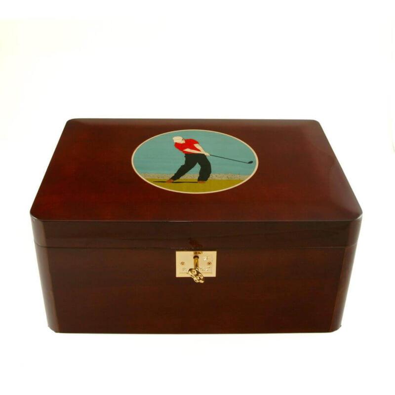 Golf Cigar Humidor