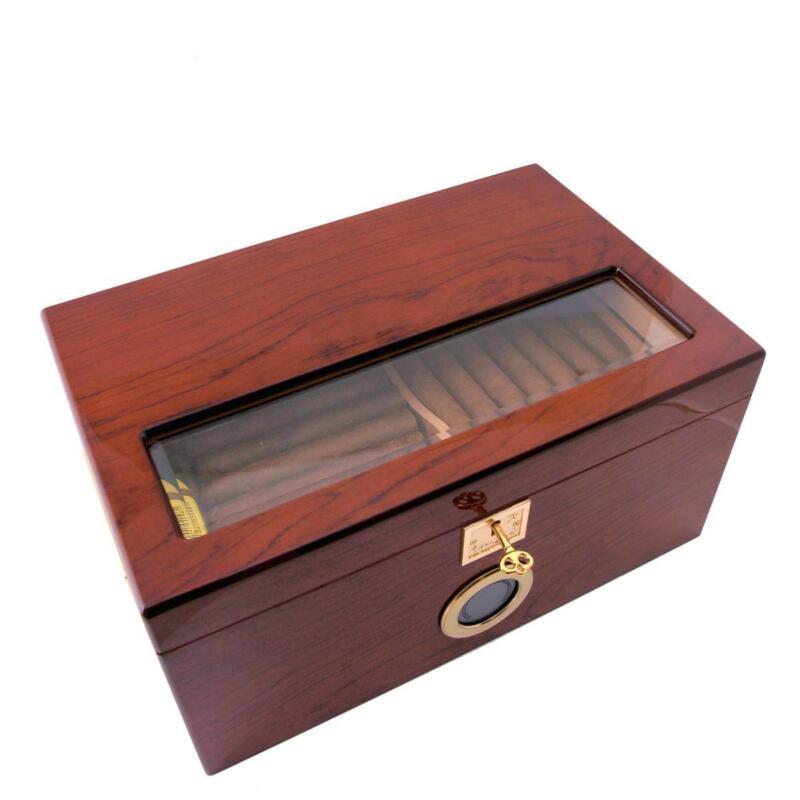 Cigar Star digital hygrometer humidor