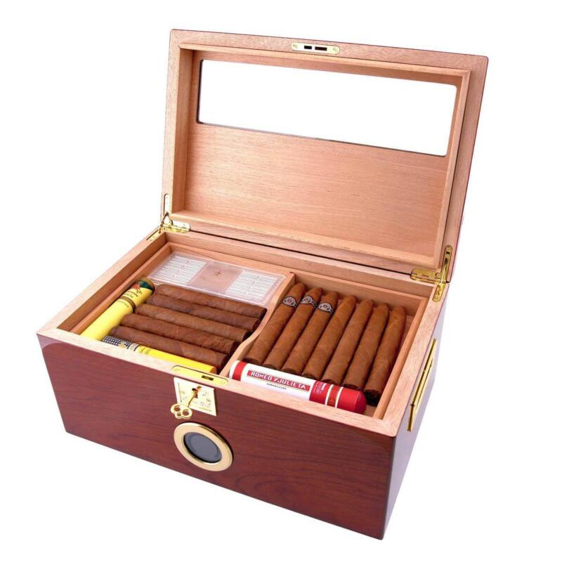Cigar Star digital hygrometer humidor