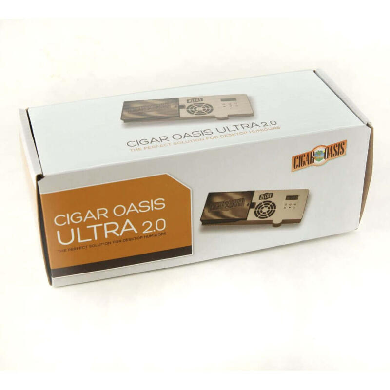 Cigar Oasis Ultra 2.0 Humidifier