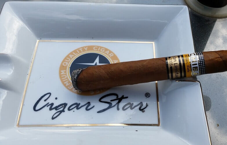 9 Year old cigar Aged perfectly in a Cigar Star humidor
