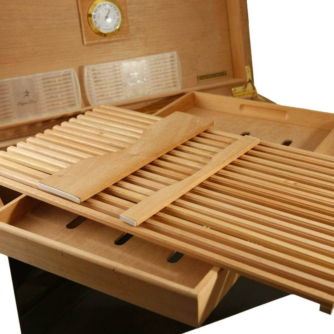 A good humidor is more than just a box.