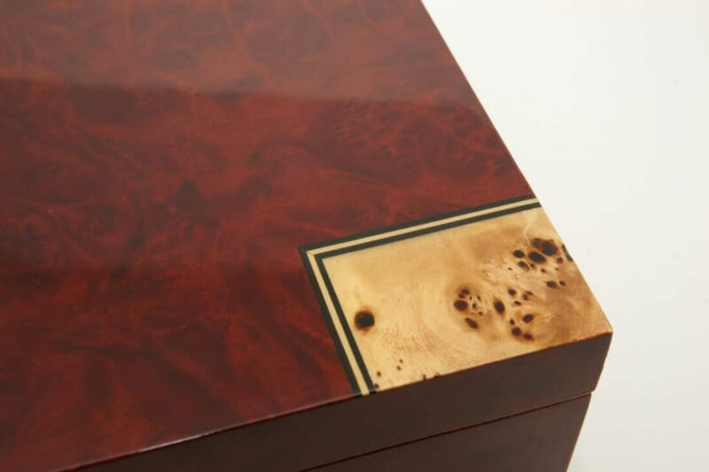 Cigar Star Deniro Humidor
