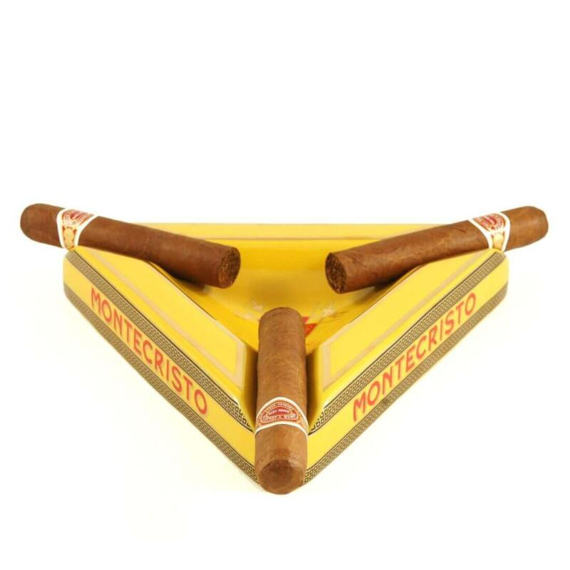 montecristo cigar ashtray