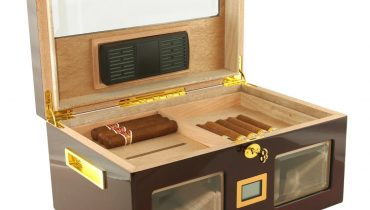 Cigar Humidors make the perfect holiday gift