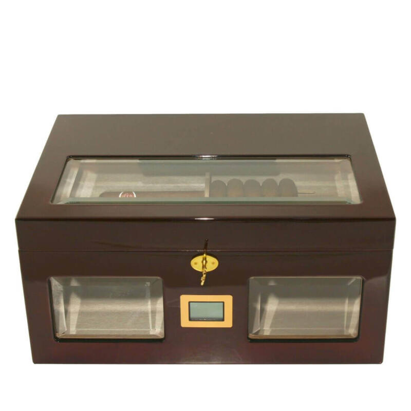 cigar humidor canada brown