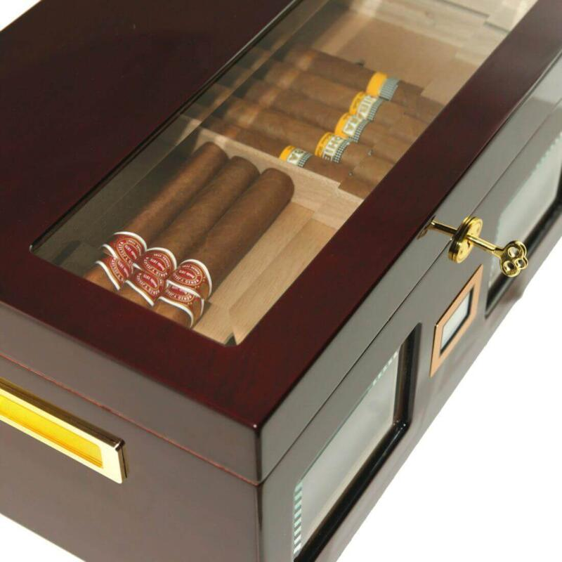 brown cigar humidor canada