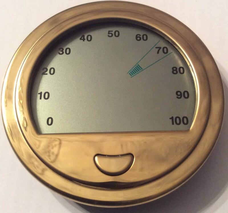 Digital cigar hygrometer