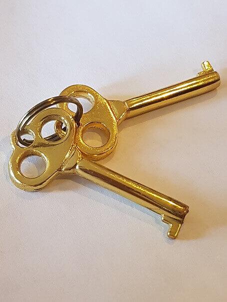 humidor keys