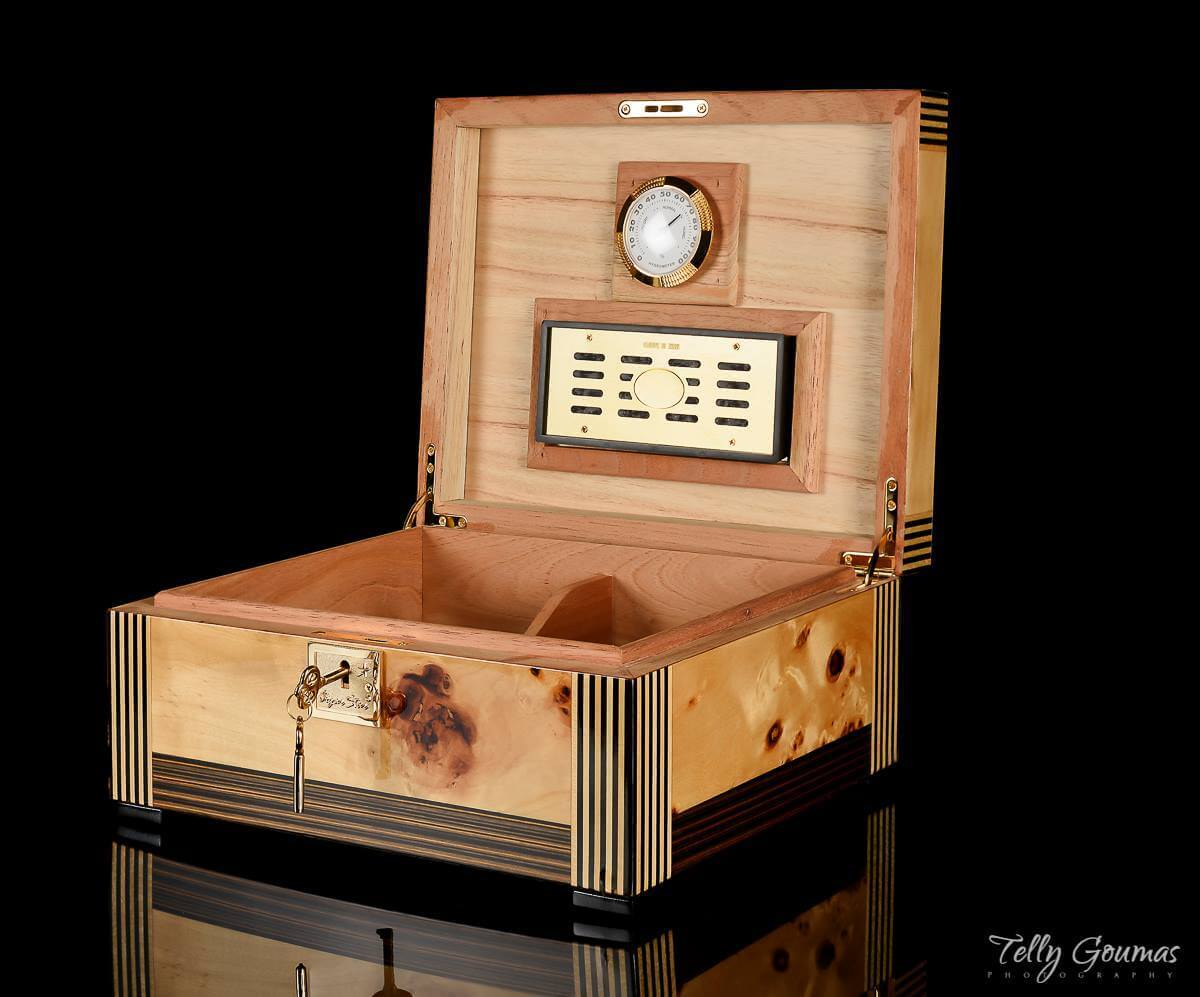 Amazing Cigar Humidor Product Photography From One Of Our Customers!