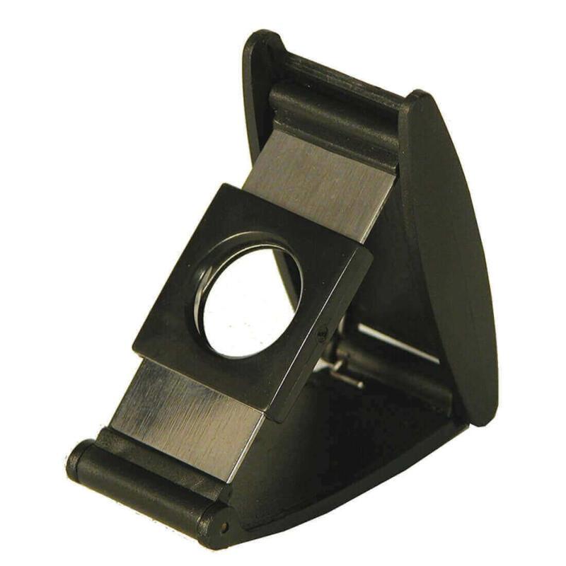 Folding cigar cutter