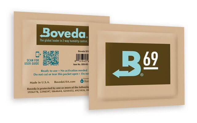 Boveda Humidity mini packs