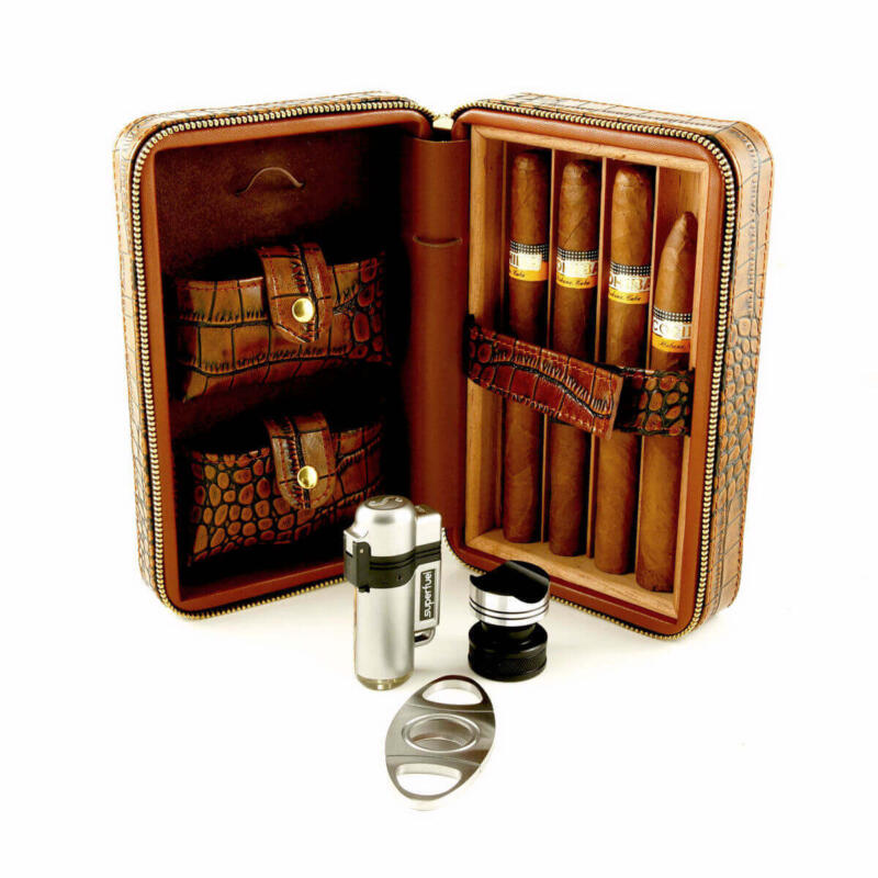Ultimate Travel Cigar Humidor