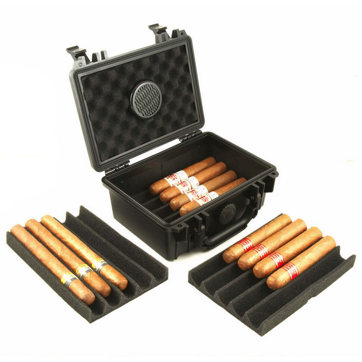 Cigar Star Pelican Cigar Case