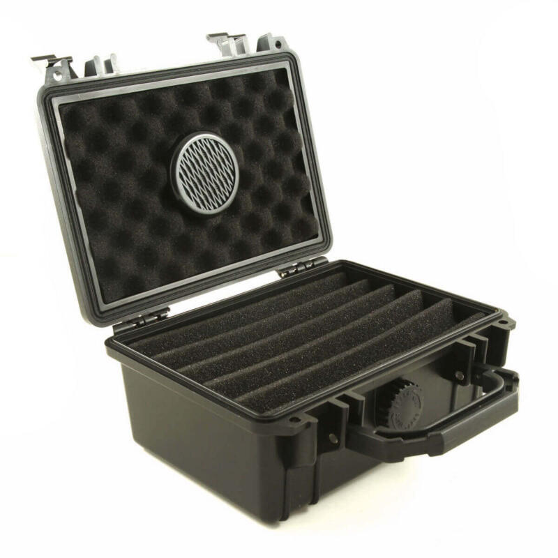 15 Cigar Travel Humidor Waterproof