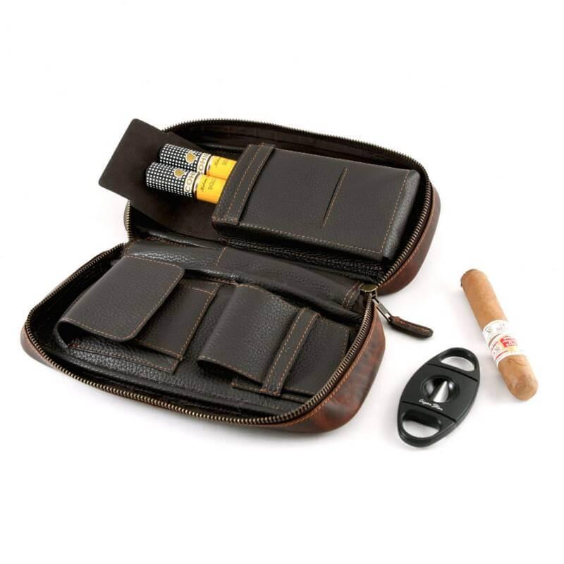 Ultimate travel cigar humidors