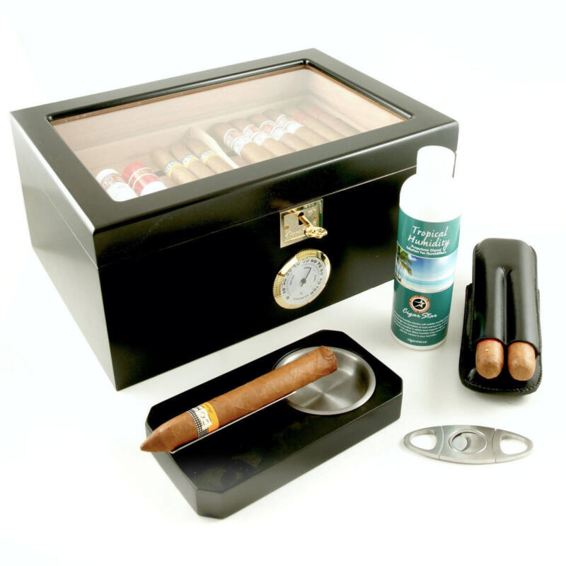 Humidor kit bundle