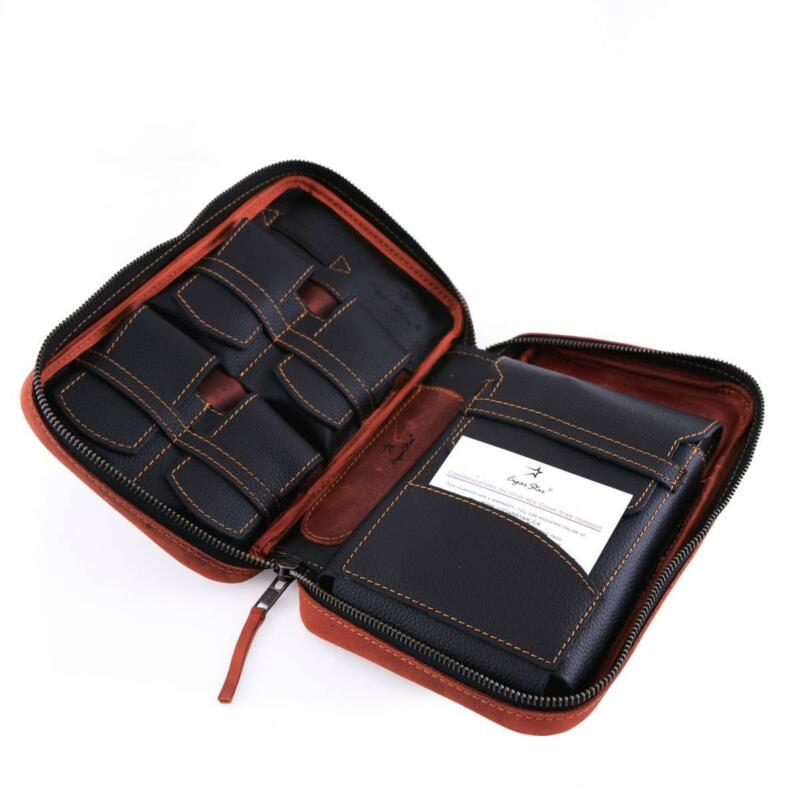 Leather Cigar Case 2