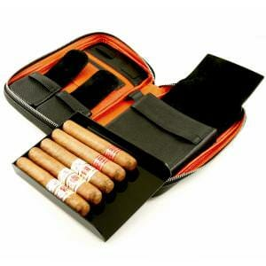 Cigar cases protect your cigars and transport them anywhere