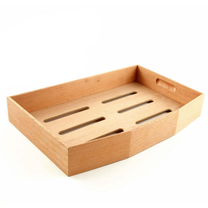 Spanish Cedar Cigar Humidor Tray