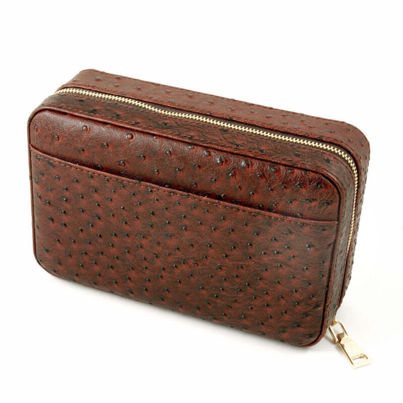 cigar case leather