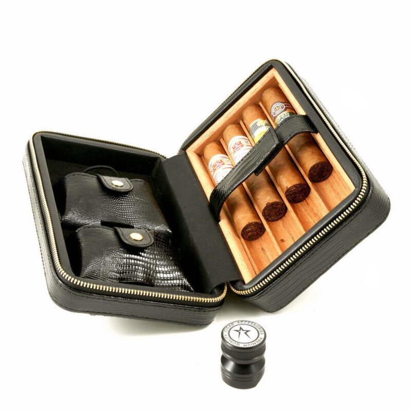 cigar case leather