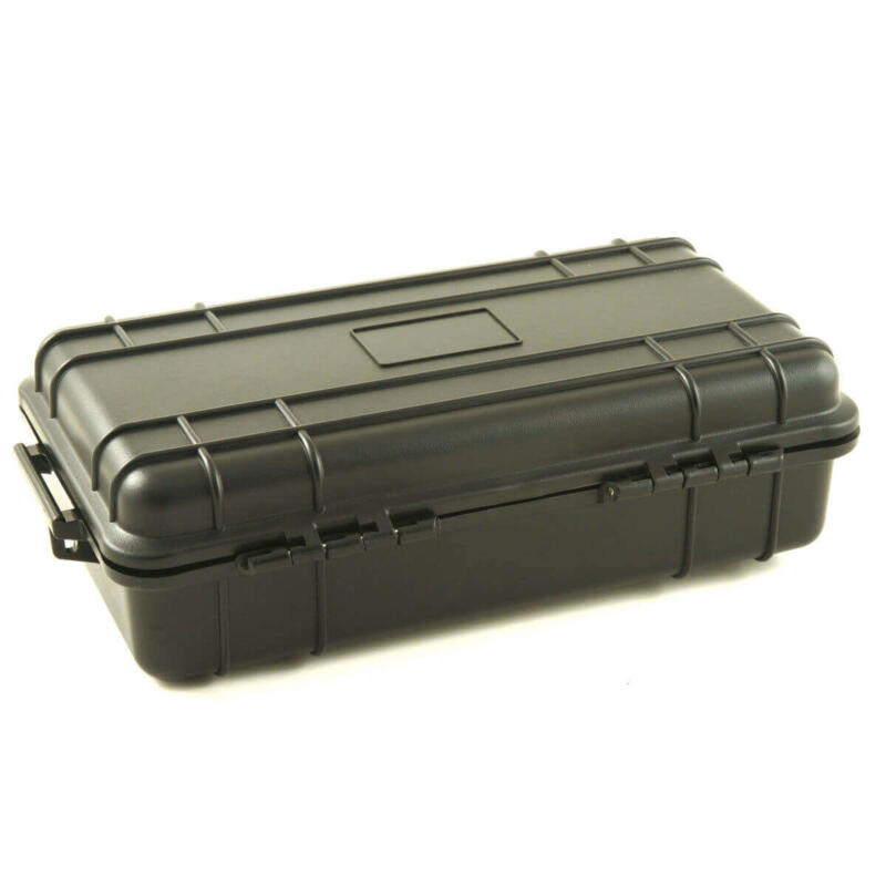 5 Cigar Travel Humidor Waterproof