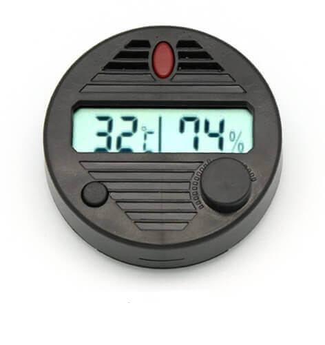 adjustable digital hygrometer
