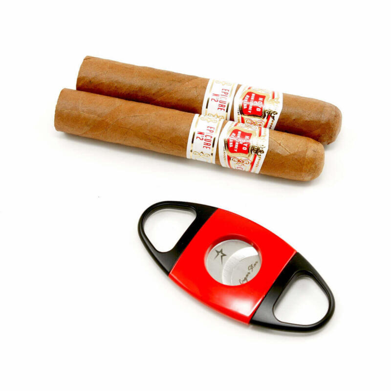 Cigars and cutter