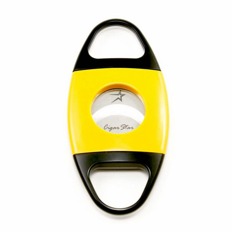 cigar cutter yellow