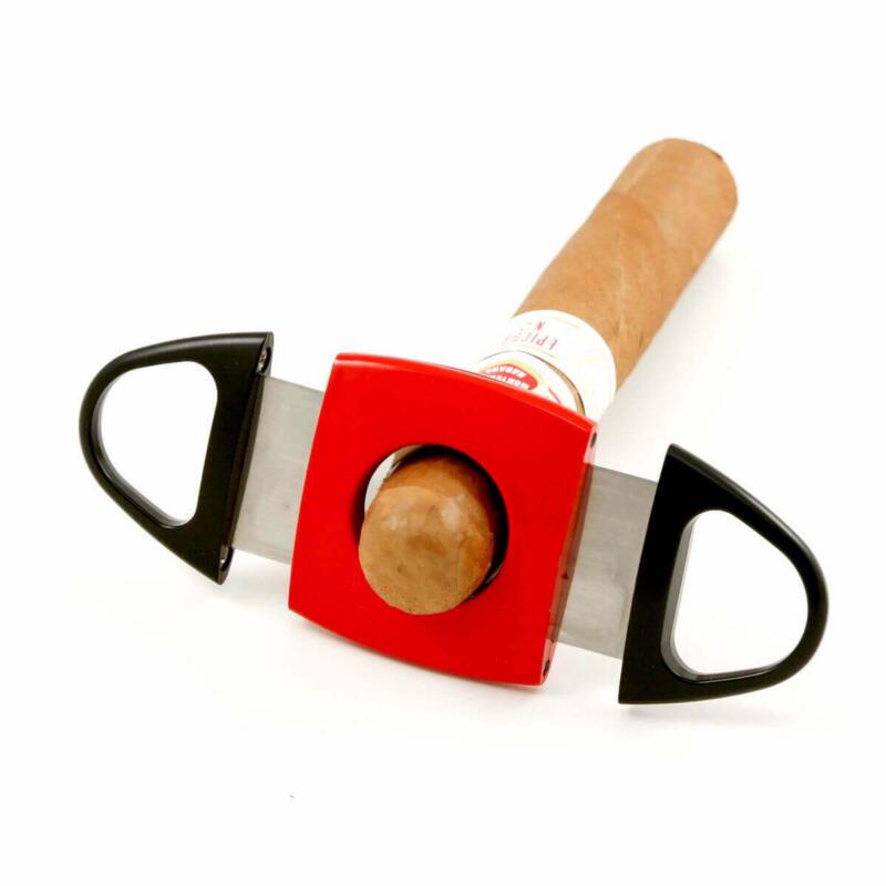red cigar cutter