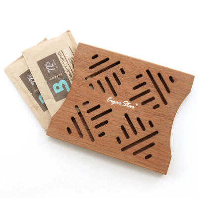 Boveda Spanish cedar holder