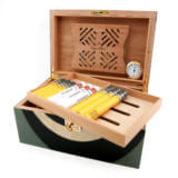 Chava Blu Limited Edition Humidor by Cigar Star