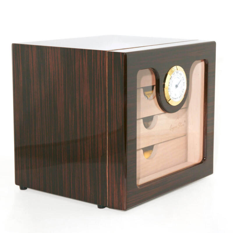 Cigar Aficianada Executive Edge Humidor 2.0