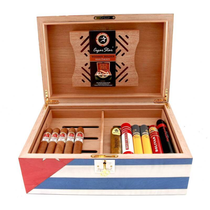 Aficionado Cigar humidor