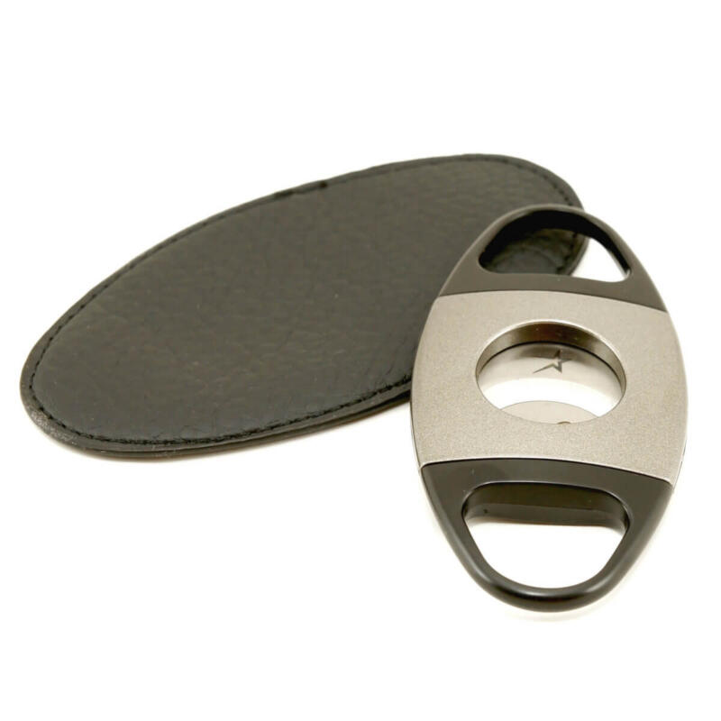 grey cigar cutter